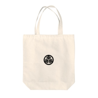 三つ葉葵 Tote bags