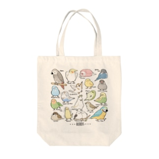 BIRDSトート Tote bags