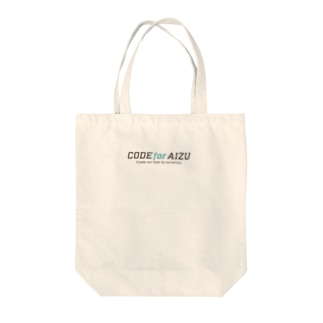 CODE for AIZU Tote bags
