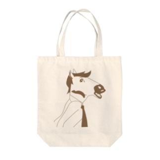 サラ系男子 Tote bags