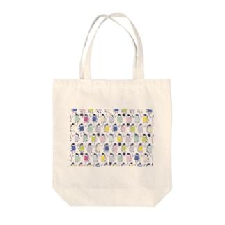 おりょうりペンギン Tote bags