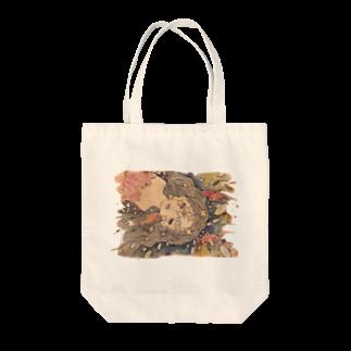 橋本京子のキラキラ Tote bags