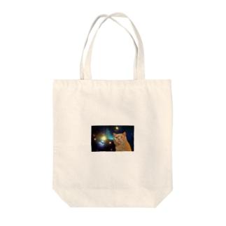 スペイシー Tote bags