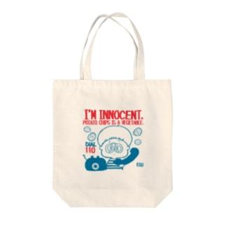 innocent chips  トートバッグ