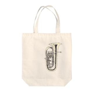 ユーフォニアム Tote bags