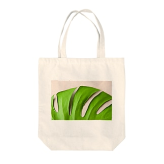 Monstera Tote bags