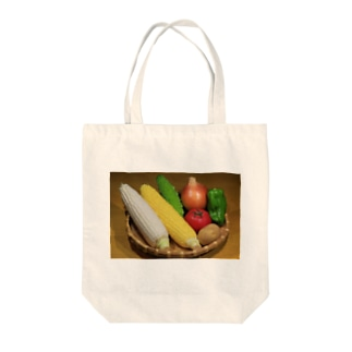 Vegetables Tote bags