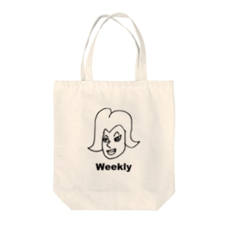 weekly magazine Tote bags