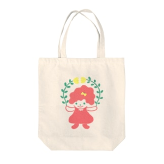 Flower GirLLL Tote bags