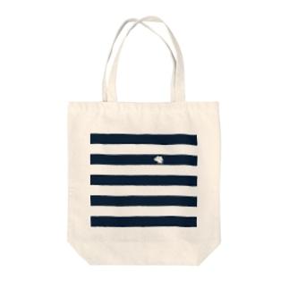 どどねこ-シマシマ- Tote bags