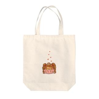 ナポリたん(文字なし) Tote bags