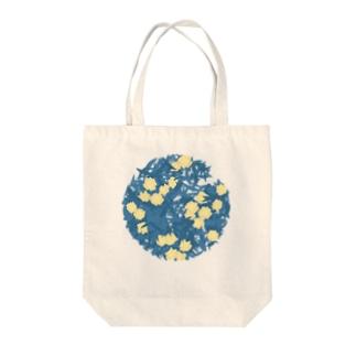 木香茨 Tote bags