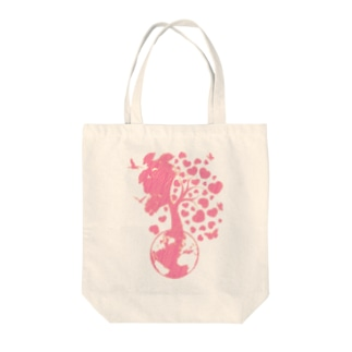 The_Mother_Tree Tote bags
