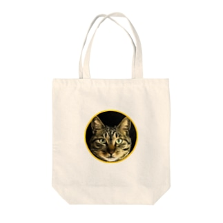 猫のリク君 Tote bags