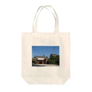 上田城夏 Tote bags
