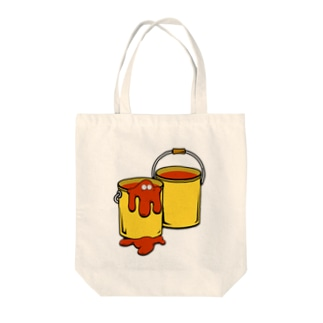 ペインター -painter- Tote bags