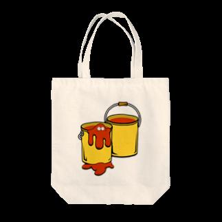 モルク -molk-のペインター -painter- Tote bags