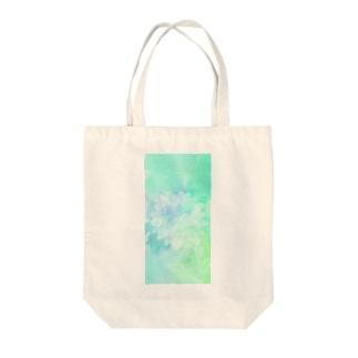 ダリアさん Tote bags