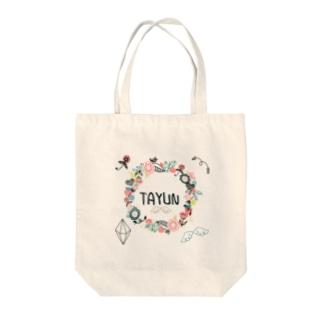 天使ロゴ Tote bags