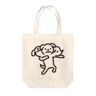 地獄の番人ペロス Tote bags