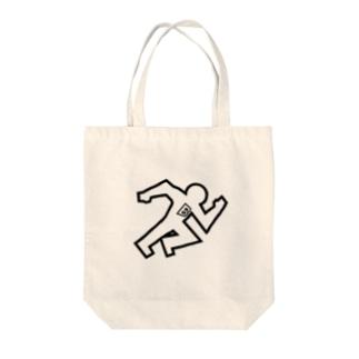 Bダッシュの正体 Tote bags