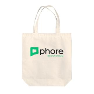 Phore Tote bags