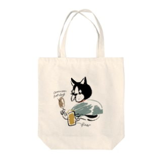 HOT DOG Tote bags