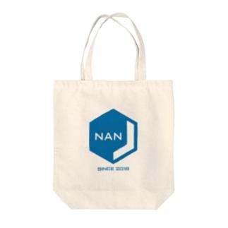 NANJCOIN公式ロゴ入り Tote bags