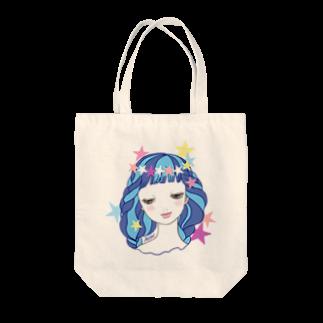 橋本京子のブルームーントートバッグ