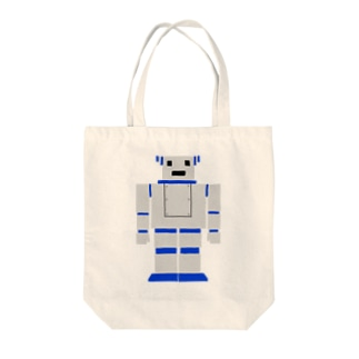 robot Tote bags