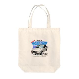 ブルーバード510 Tote bags