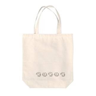 どどねこ-せいれつ- Tote bags