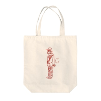 my name is boy Tote bags