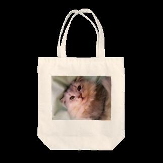 猫カフェ Nyanny 秋葉原店のえびそうのトートバッグトートバッグ