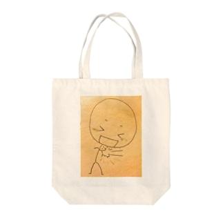必勝!ボーちゃん Tote bags