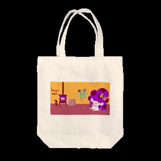マーケットデザインワーク ビイトのヘンジートート Tote bags