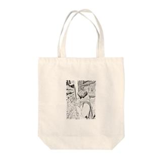おみくじ Tote bags