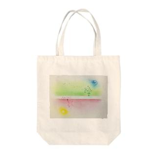 To Akikoシリーズ Tote bags