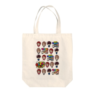 VANILLA★TOWN Tote bags