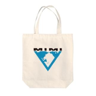 MiMiビデオ Tote bags