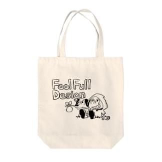 fool&dog Tote bags
