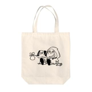 fool&dog2 Tote bags