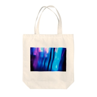 BLUE MUSiC Tote bags