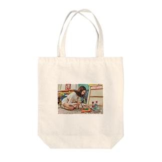 チェヨン  Tote bags
