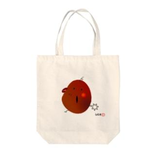 ぷ・さつま Tote bags