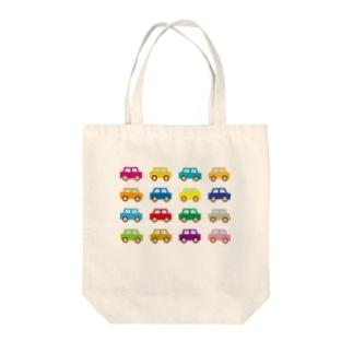 CARS Tote bags