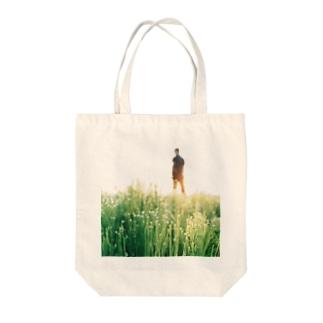 朝陽 Tote bags