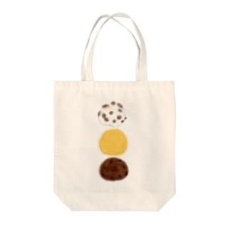 和菓子とりお Tote bags