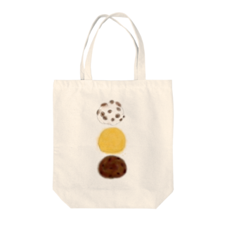 iccaの和菓子とりお Tote bags