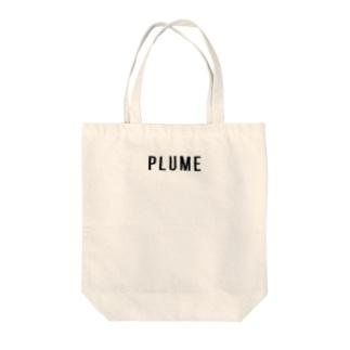 PLUME Tote bags